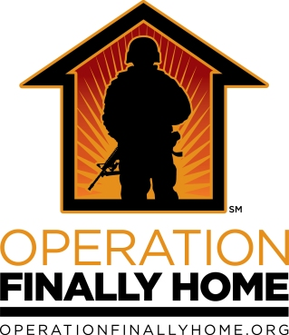 To donate, please visit: www.operationfinallyhome.org/wisconsin